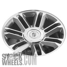 Picture of Cadillac ESCALADE EXT (2012-2013) 22x9 Aluminum Alloy Chrome 7 Double Spoke [04680]