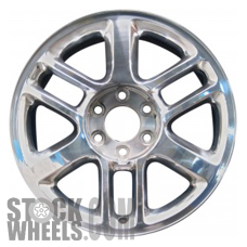 Picture of Saab 9-7X (2006) 18x8 Aluminum Alloy Chrome 9 Spoke [05252]