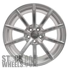 Picture of Audi S5 (2013-2017) 19x9 Aluminum Alloy Chrome 10 Spoke [58946]