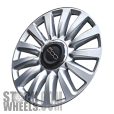 Picture of Fiat 500L (2014-2018) 16x6.5 Aluminum Alloy Chrome 13 Spoke [61669]