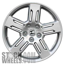 Picture of Honda ODYSSEY (2011-2013) 18x7 Aluminum Alloy Chrome 5 Spoke [64021]