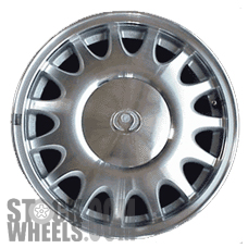 Picture of Mazda MILLENIA (1997-1998) 15x6 Aluminum Alloy Chrome 15 Spoke [64794]