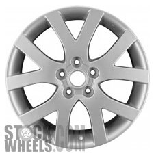 Picture of Mazda 6 (2006-2008) 18x7 Aluminum Alloy Chrome 5 Y Spoke [64884]
