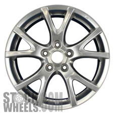 Picture of Mazda MX-5 MIATA (2006-2008) 17x7 Aluminum Alloy Chrome 5 Y Spoke [64888]