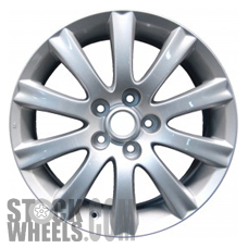 Picture of Mazda CX-7 (2010-2012) 17x7 Aluminum Alloy Chrome 10 Spoke [64931]