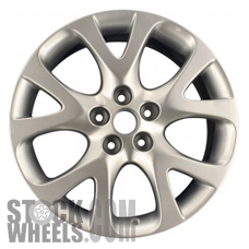 Picture of Mazda 6 (2011-2013) 18x8 Aluminum Alloy Chrome 5 Y Spoke [64943]