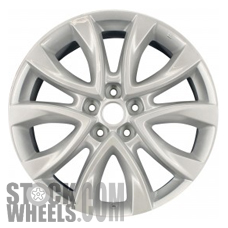 Picture of Mazda CX-5 (2013-2015) 19x7 Aluminum Alloy Chrome 5 V Spoke [64955]