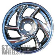 Picture of Pontiac BONNEVILLE (2000-2001) 17x7.5 Aluminum Alloy Chrome 6 Spoke [06539]