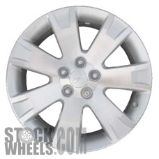 Picture of Mitsubishi OUTLANDER (2007-2008) 18x7 Aluminum Alloy Chrome 7 Spoke [65826]