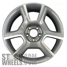 Picture of Saab 9-3 (2008-2012) 18x7.5 Aluminum Alloy Chrome 6 Spoke [68252]