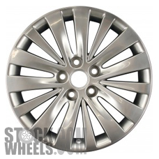 Picture of Saab 9-5 (2011) 18x8 Aluminum Alloy Chrome 15 Spoke [68265]