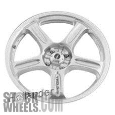Picture of Scion XA (2004-2006) 18x7.5 Aluminum Alloy Chrome 5 Spoke [69549]