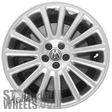 Picture of Volkswagen BEETLE (2008-2009) 18x7.5 Aluminum Alloy Chrome 15 Spoke [69795]