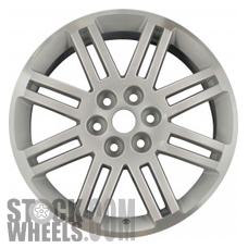 Picture of Buick ENCLAVE (2011) 20x7.5 Aluminum Alloy Chrome 8 Double Spoke [07063]