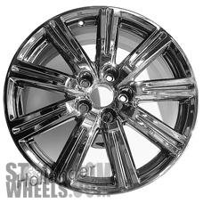 Picture of Acura TL (2009-2014) 19x8 Aluminum Alloy Chrome 9 Spoke [71789A]