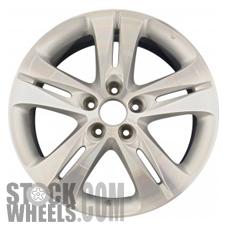 Picture of Acura TSX (2010-2014) 18x8 Aluminum Alloy Chrome 5 Double Spoke [71792]