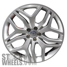 Picture of Land Rover RANGE ROVER SPORT (2014-2015) 22x9.5 Aluminum Alloy Chrome 5 Triple Spoke [72255]