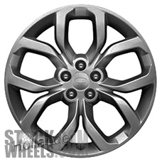 Picture of Land Rover DISCOVERY SPORT (2015-2017) 19x8.5 Aluminum Alloy Silver 10 Spoke [72262B]