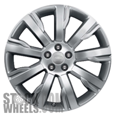 Picture of Land Rover DISCOVERY SPORT (2015-2017) 19x8.5 Aluminum Alloy Chrome 9 Spoke [72263]