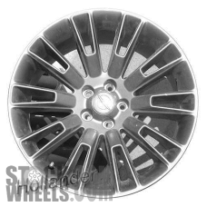Picture of Chrysler 300 (2012-2014) 20x8 Aluminum Alloy Hyper Silver 10 Double Spoke [02555]