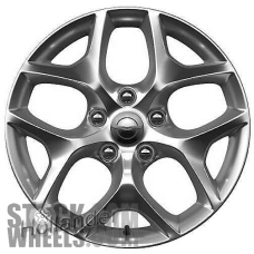 Picture of Chrysler PACIFICA (2017-2018) 18x7.5 Aluminum Alloy Polished 5 Y Spoke [02594]