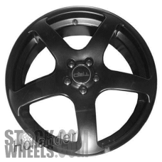 Picture of Scion TC (2005-2014) 18x7.5 Aluminum Alloy Chrome 5 Spoke [69589]