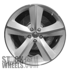 Picture of Dodge CHARGER (2008-2010) 20x9 Aluminum Alloy Chrome 5 Spoke [02357]