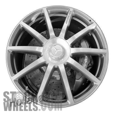 Picture of Mercedes S-CLASS (2014-2018) 20x9.5 Aluminum Alloy Chrome 10 Spoke [85359]